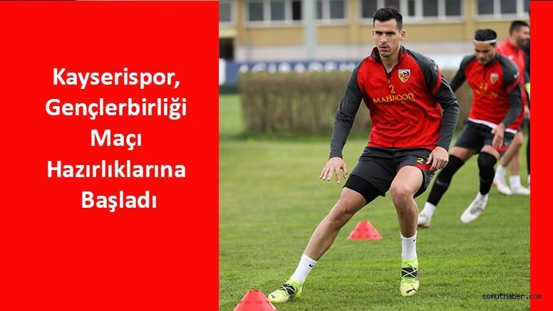 Kayserispor'da Galibiyet Hasreti 6 Maça Çıktı