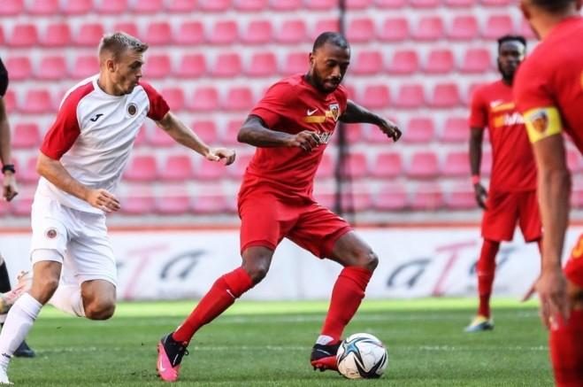 Kayserispor Hazırlık Maçını 2-0 Kazandı