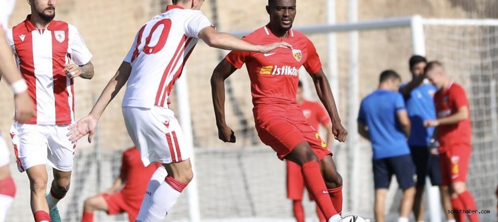 Kayserispor'un Yeni İsim Sponsoru