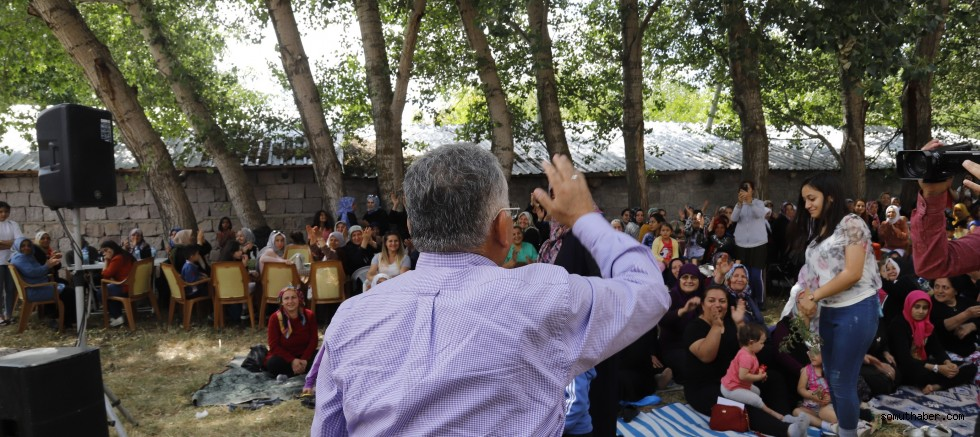 KBB Başkanı Menduh Büyükkılıç, Bünyan'da Şenliğe Katıldı