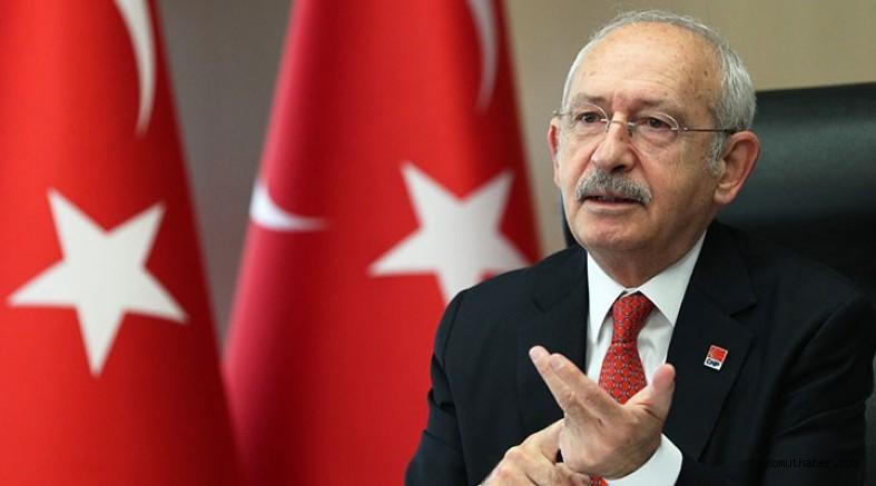 Kılıçdaroğlu'ndan Bahçeli'nin 'Yeni Anayasa' Çağrısına Yanıt