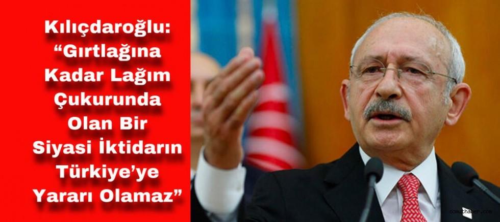 """Kılıçdaroğlu, Peker'in İddialarına İlişkin Yargıya Seslendi: """"Nerede Bu Savcılar?"""""""