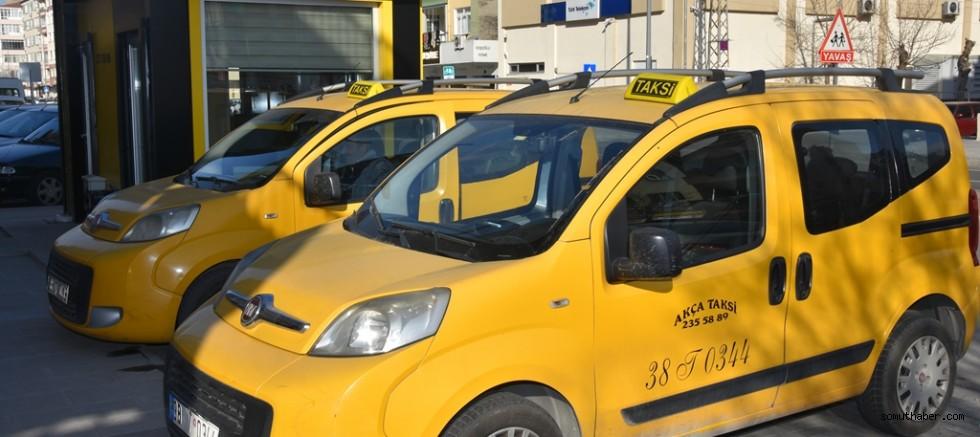 Kocasinan Belediyesi, 4 Yılda 25 Adet Taksi Durağını Yeniledi