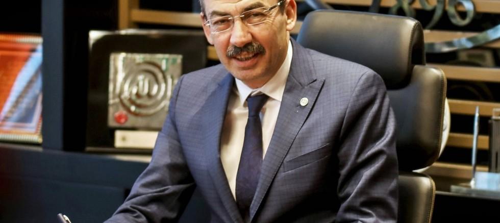 KTO Başkanı Gülsoy'dan Engelliler Haftası Mesajı