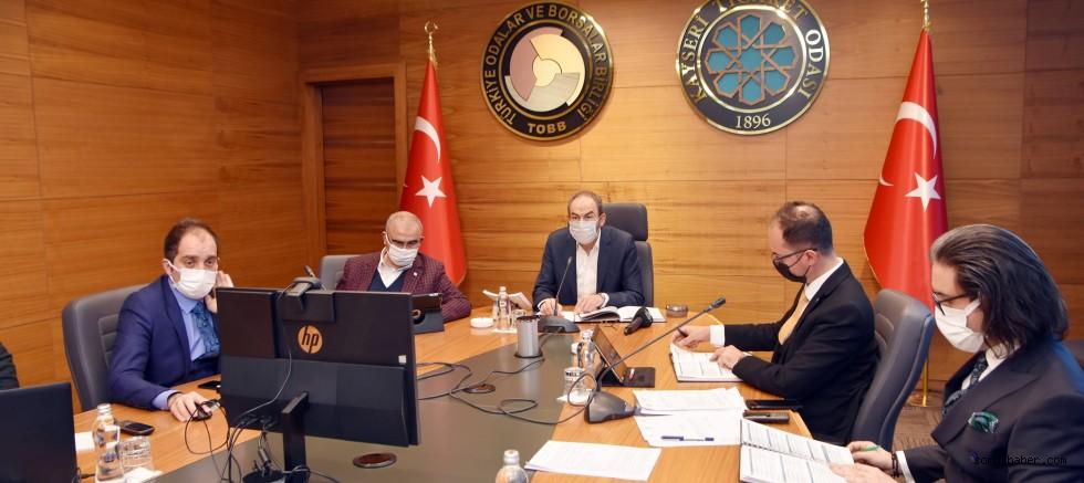 KTO, Yılın Son Meclis Toplantısını Yaptı