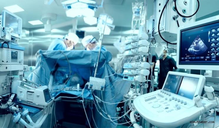 Medical malzemeleri usulsüz ve sahte etiketli veren 2 şüpheli yakalandı