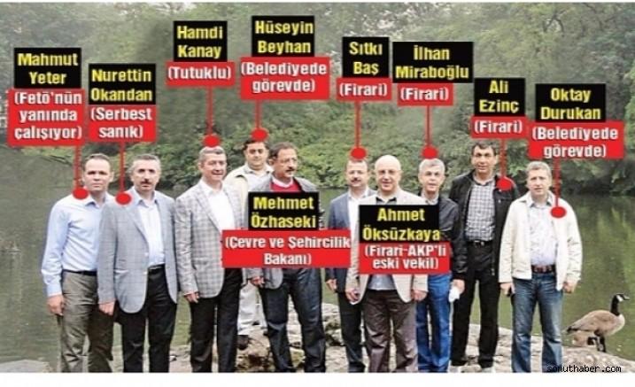 Mehmet Özhaseki FETÖ'cü mü?