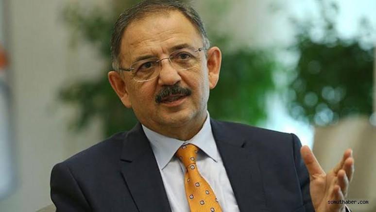 Mehmet Özhaseki Kazada Yaralandı