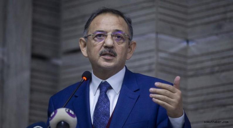 Mehmet Özhaseki: Silinmeyecek yolsuzluk dosyaları CHP'ye aittir