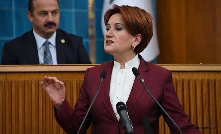 """Meral Akşener: """"Cumhur İttifakı Adayının Seçilmesi Mümkün Görünmüyor"""""""