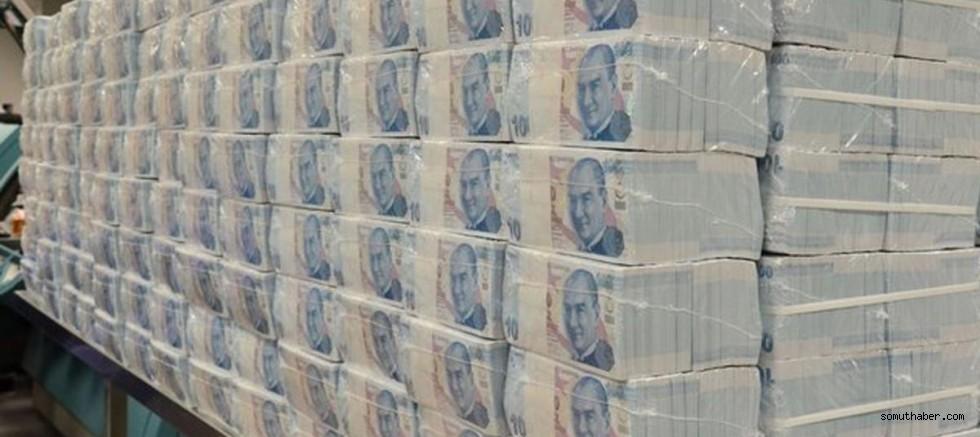 Merkez Bankası İki Günde Piyasaya 115 Milyar Lira Verdi