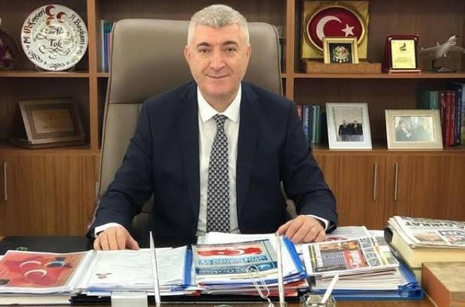 MHP Kayseri İl Başkanı Serkan Tok Görevinden Alındı