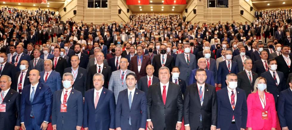 MHP'li Özdemir: Hem CHP Hem İP, Türkiye İçin Milli Güvenlik Tehdidi