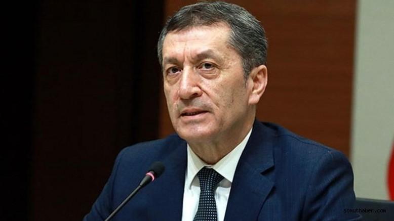 """Millî Eğitim Bakanı: """"Yüz Yüze Eğitim Bugün Olduğu Gibi Gelecekte de Vazgeçilmezimizdir"""""""