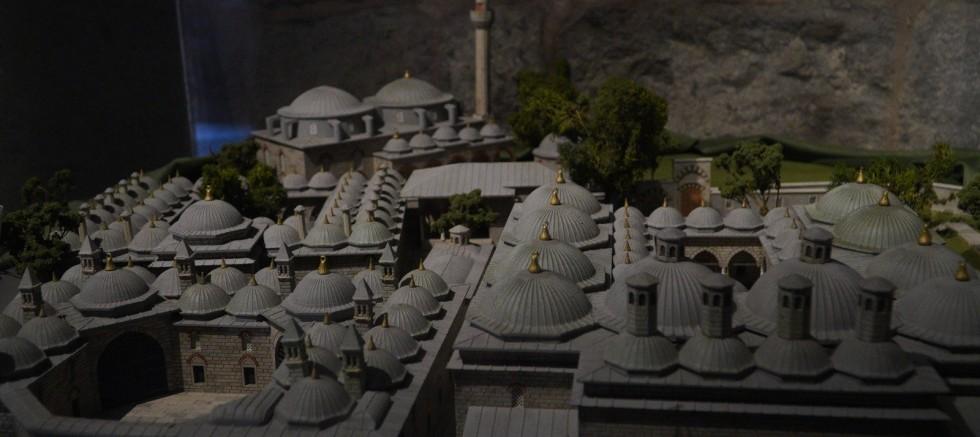 Mimar Sinan Memleketinde Maketlerle Anlatıldı