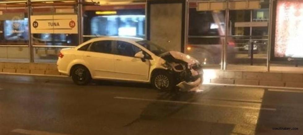 Mobiletin Parçalandığı Feci Kazada Sürücü Hayatını Kaybetti