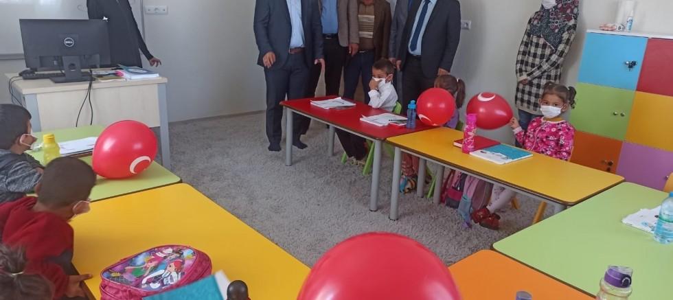 Mustafa Özcan Kur'an Kursu Açıldı