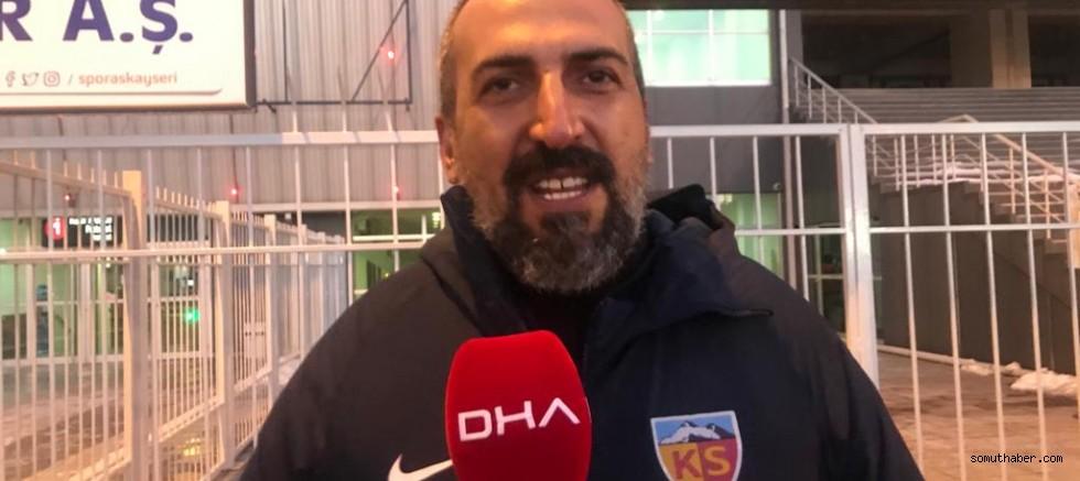 """Mustafa Tokgöz: """"Bu Maçı Alacağımızı Biliyorduk"""""""