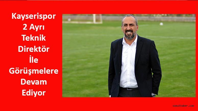 Mustafa Tokgöz: İki Hoca İle Görüşmelerimiz Devam Ediyor