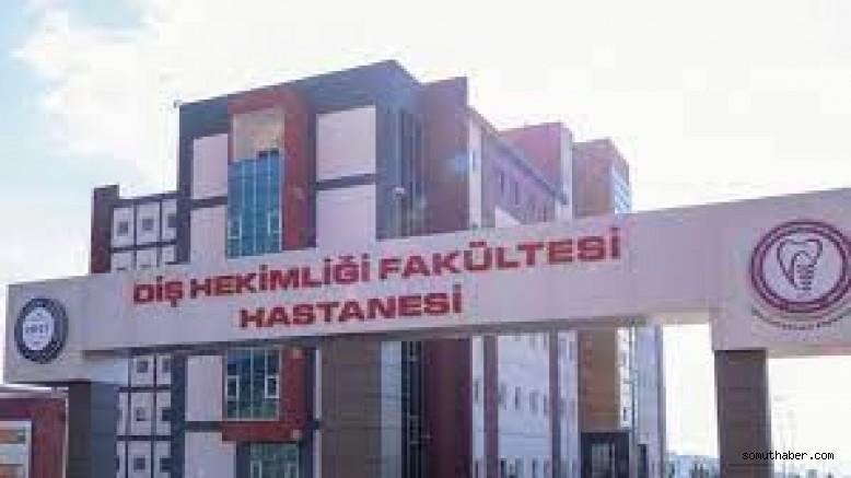 """NNYÜ Diş Hekimliği Fakültesi Hastanesine """"Erişilebilir İş Yeri"""" Ödülü"""