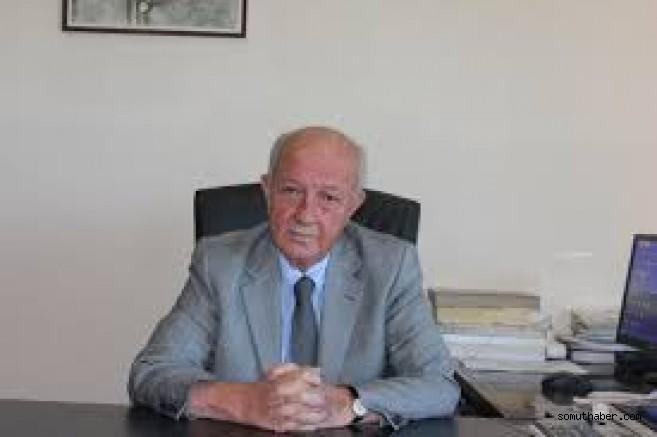 NNYü Mütevelli Heyeti Başkanı Özhamurkar'dan Çolakbayrakdar'a Teşekkür