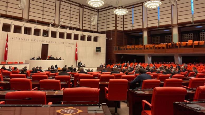 OHAL düzenlemelerinin uzatılmasını da içeren kanun teklifi, Genel Kurul'da kabul Edildi