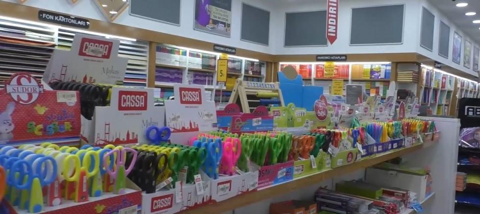 Okul Alışverişi Heyecanı Başladı