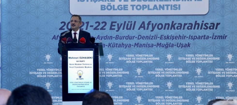 Özhaseki: CHP, Çalışanları Gözü Kapalı İşten Çıkarıyor!