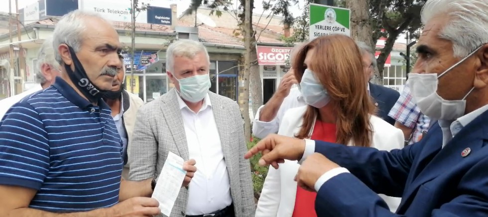 Personel Eksikliğinin Faturası Köylüye Çıktı: 1238 Liralık İçme Suyu Faturası İsyanı
