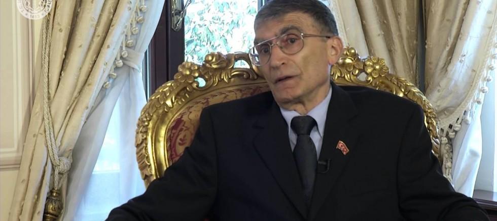 """Prof. Dr. Aziz Sancar: """"Aşı Karşıtı Olmak Mantık Dışı Bir Tutum"""""""