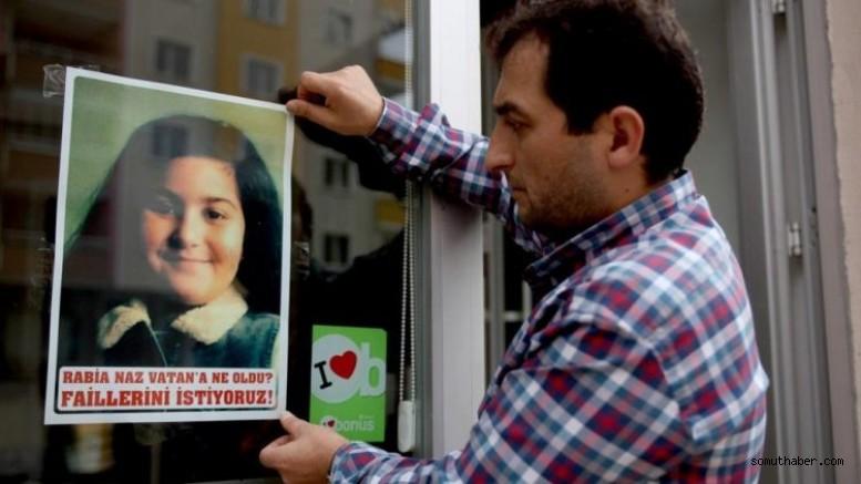 Rabia Naz Soruşturmasında Takipsizlik Kararına İtiraz