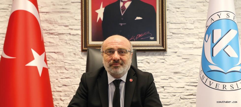 Rektör Karamustafa'dan 18 Mart Şehitleri Anma ve Çanakkale Deniz Zaferi Mesajı