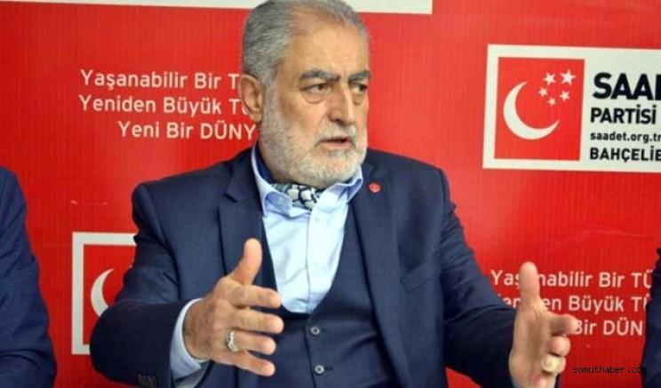 Saadet Partisi, İstanbul Seçimi İçin Kararını Açıkladı