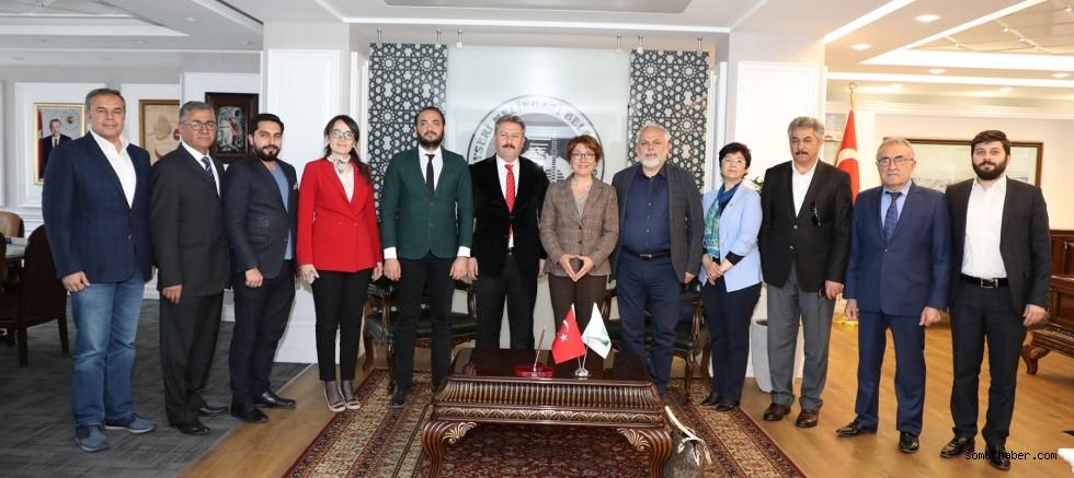 """""""Saygılı, Nezaket Ve Huzur İçerisinde Projelerimiz Yarıştı"""""""