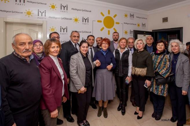 Sema Karaoğlu: Şehrin Sorunlarını Birlikte Çözeceğiz