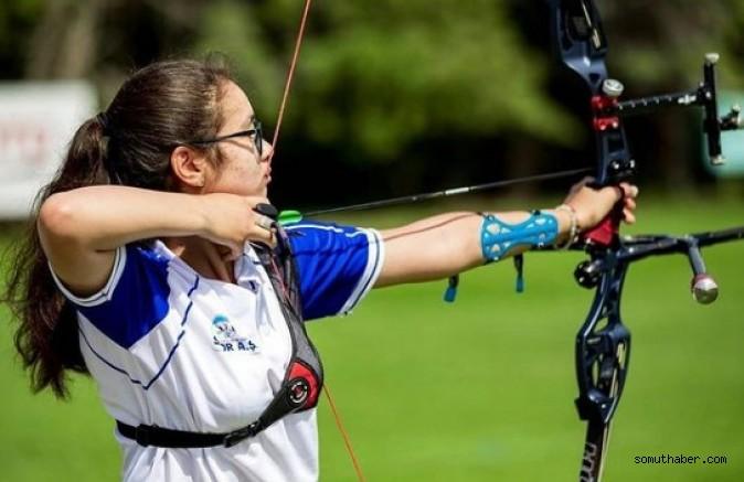 Spor A.Ş. Okçuları Milli Takım'a Girdi