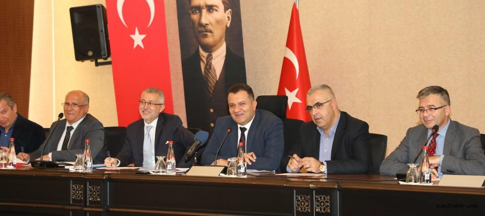 Talas'a Arşa Satışından 10.7 Milyon