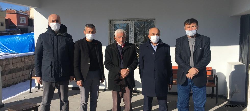 Talas'ın Müdürleri Kırsalı Arşınlıyor