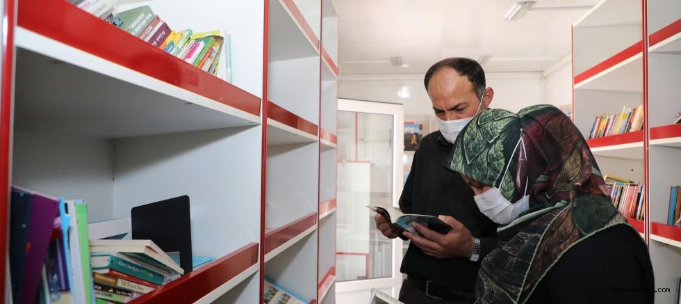Talas'ın Okuma Şenliği Çatakdere'de