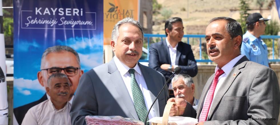 Talas'tan Ardıç'a Hizmet Çıkarması