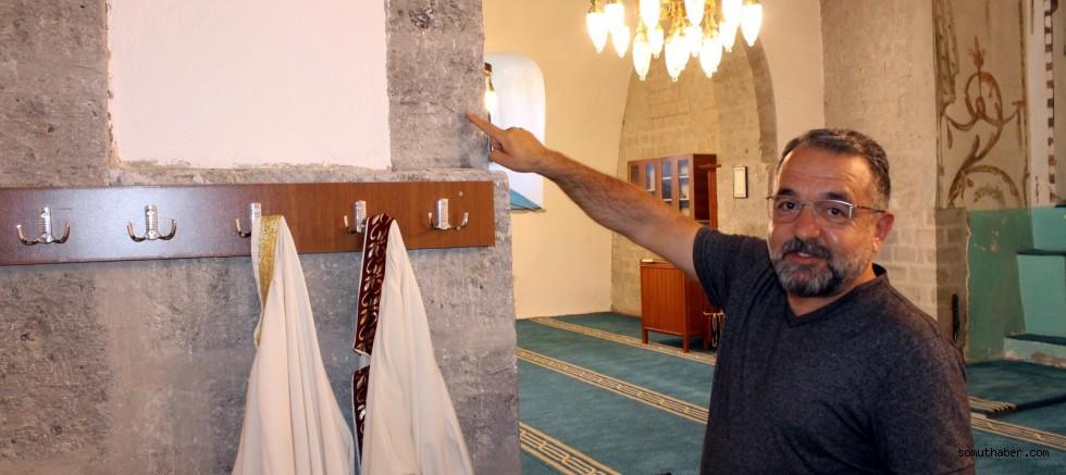 Tarihi Cami 1281 Yıldır Müslümanlara Hizmet Veriyor