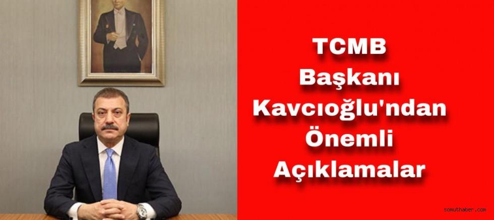 TCMB Başkanı, Enflasyon Raporunu Sundu