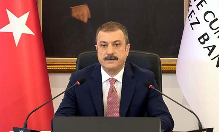 TCMB Başkanı Kavcıoğlu Enflasyon Açıklaması Yaptı