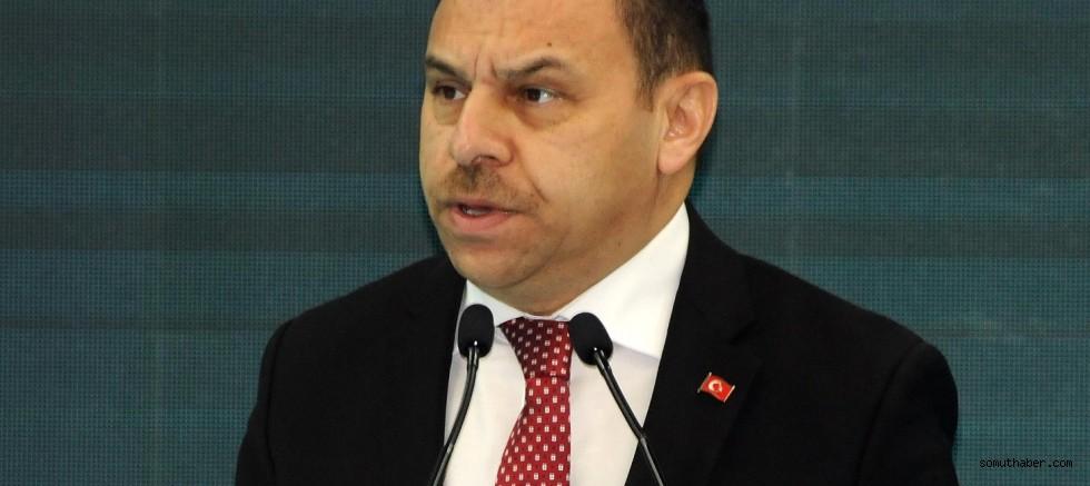 """TMSF Başkanı Gülal: """"Erciyes Anadolu Holding, Yüzde 90 Büyüdü"""""""