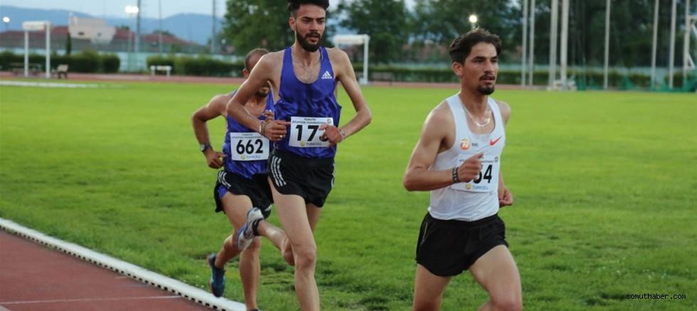 TOHM Kayseri Sporcusu Avrupa Şampiyonası Barajını Aştı