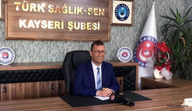 Türk Sağlık-Sen Başkanı: Kayseri Şehir Hastanesini Kim Yönetiyor?