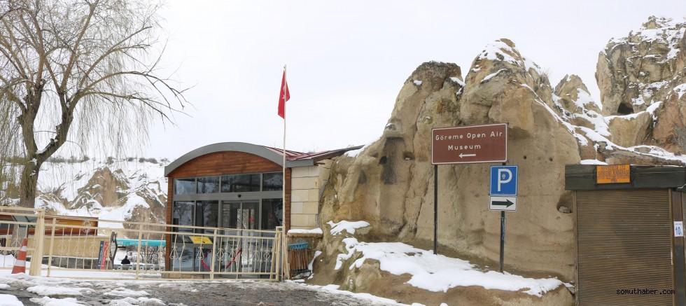 Türkiye'nin En Önemli Turizm Merkezi Ziyarete Kapatıldı