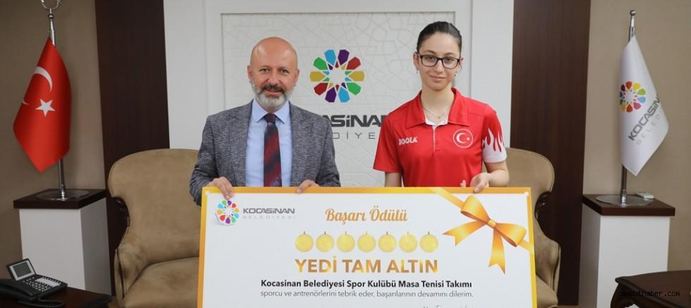 Türkiye ve Dünya Şampiyonasındaki Sporcu Artık Olimpiyatlarda