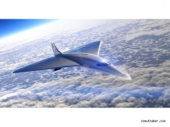 Uzay Şirketi Tasarımını Paylaştı!