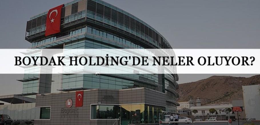 VAY BOYDAK HOLDİNG'İN HALİNE